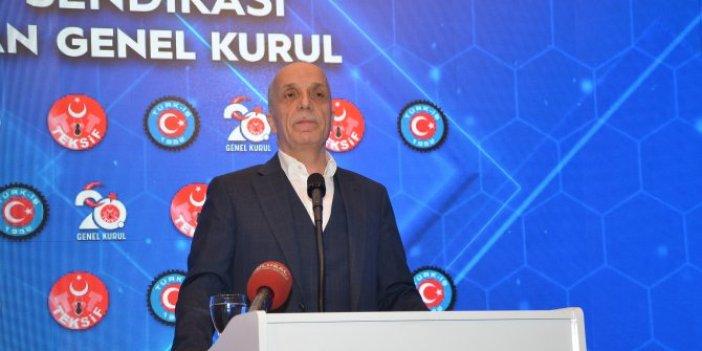 Türk İş'ten eylem kararı