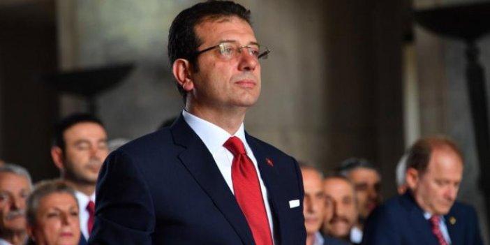 İmamoğlu, Erdoğan'ın damadıyla buluştu!