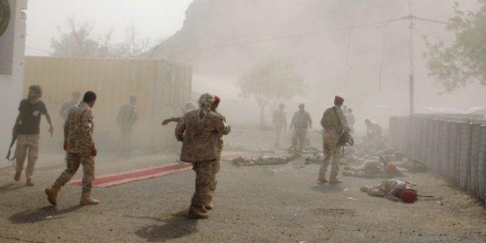 BM'den Yemen bilançosu: 40 sivil öldü