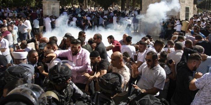 """Filistin'den çağrı: """"İsrail'in saldırılarını durdurun"""""""