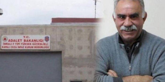 Bebek katili Öcalan'a aile izini