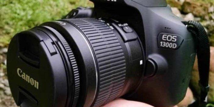 DSLR kameralar o yazılımlara karşı savunmasız