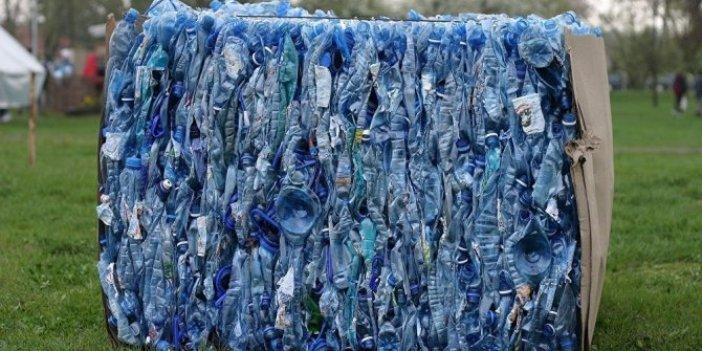 Yağmurun yüzde 90'ından fazlası plastik!