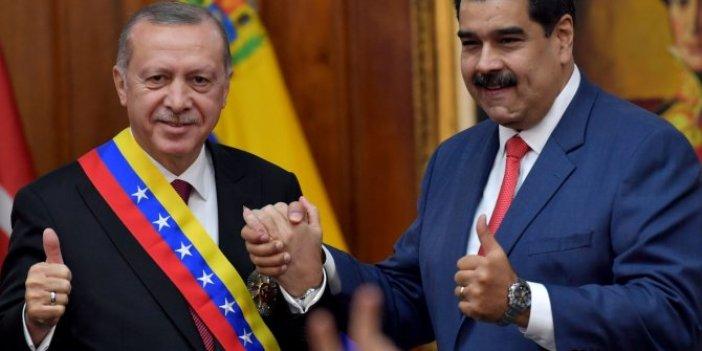 Ziraat Bankası Venezuela ile ilişkiyi kesti