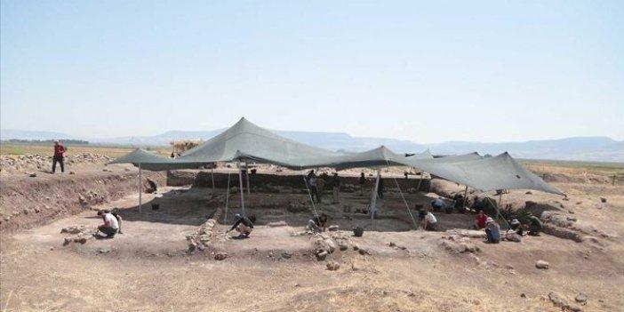 Domuztepe'nin iskânı Göbeklitepe'den bin yıl sonra