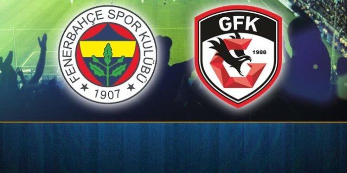 Fenerbahçe sezonu evinde açıyor!
