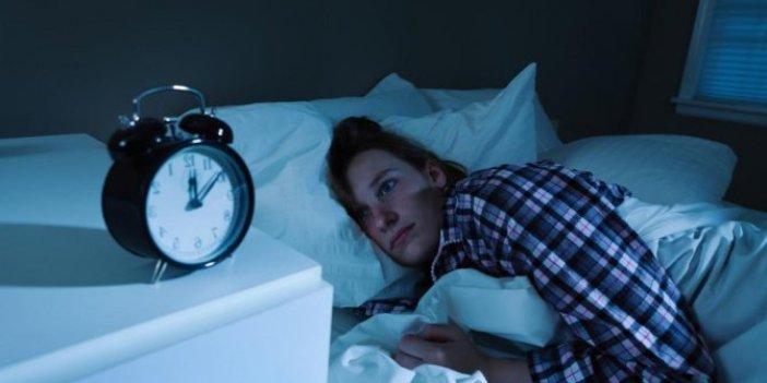 'Genetik uykusuzluk' kalp hastalığı riskini artırıyor