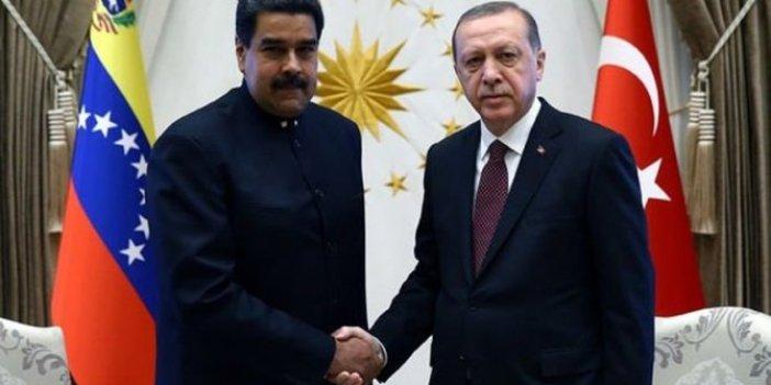 Yaptırım tehdidinin ardından Venezuela ile ticaret durdu
