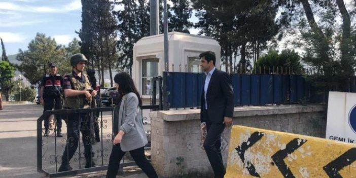 Terörist başının avukatlarından görüşme talebi!