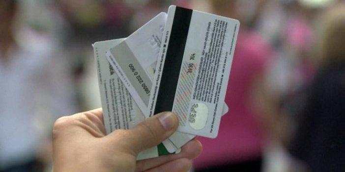 CHP'den kanun teklifi: Kredi kart borçları silinsin