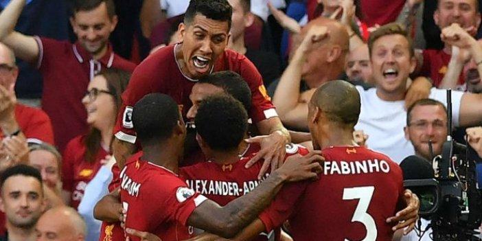 Liverpool, Arsenal'i rahat geçti