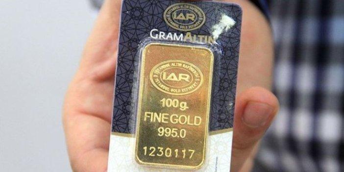 Gram altının yükselişi devam ediyor