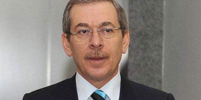 AKP'nin eski bakanı Erdoğan'a çözüm sürecini hatırlattı