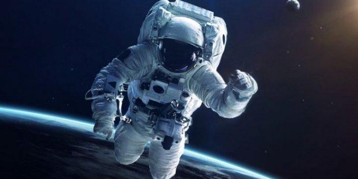 Uzayda fazla zaman geçirenlerin beyinleri değişiyor