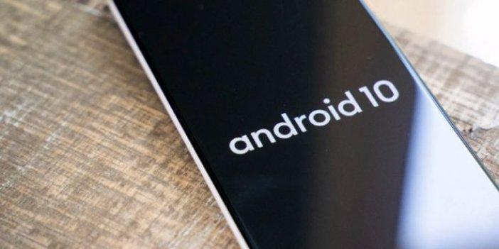 Android 10 güncellemesi için geri sayım başladı