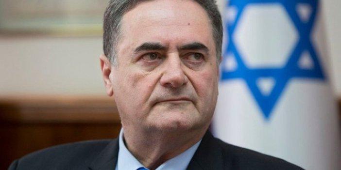 """İsrailli bakandan """"Türkiye"""" hamlesi"""