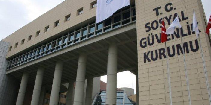 SGK'nın zararı yüzde 52 arttı!