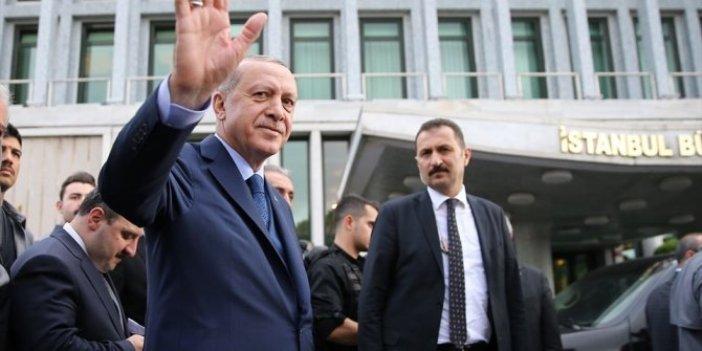 Erdoğan kendini unuttu, İmamoğlu'na yüklendi