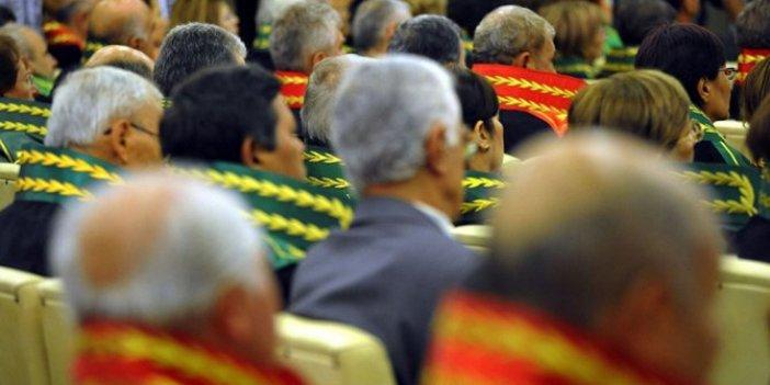 Adalet Teşkilatını Güçlendirme Vakfı AKP teşkilatı oldu!