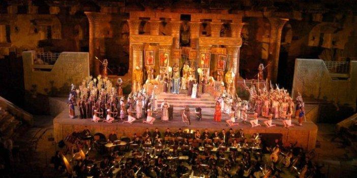 Opera ve Bale'nin 'idddialı' eserleri Aspendos'ta
