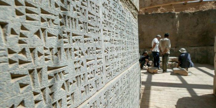 İlk sentetik boyayı Urartular kullanmış