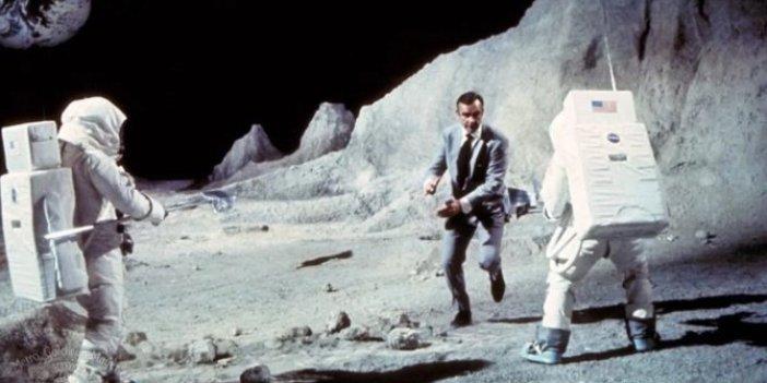 James Bond'un Ay aracı satışa çıkıyor