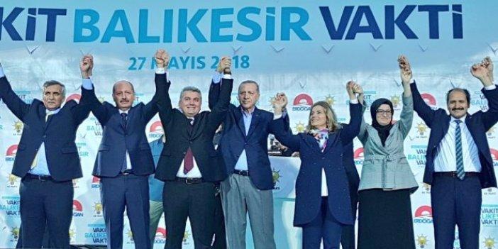 AKP'li vekilden torpil mesajı