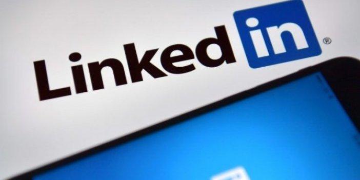 LinkedIn için şok iddia