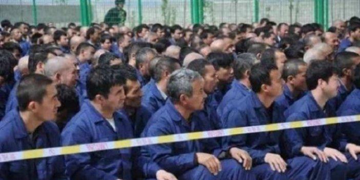 Çin'den toplama kampları için yeni kredi