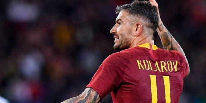 Roma'dan Aleksandar Kolarov açıklaması