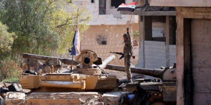 İdlib'de hava saldırıları durdu