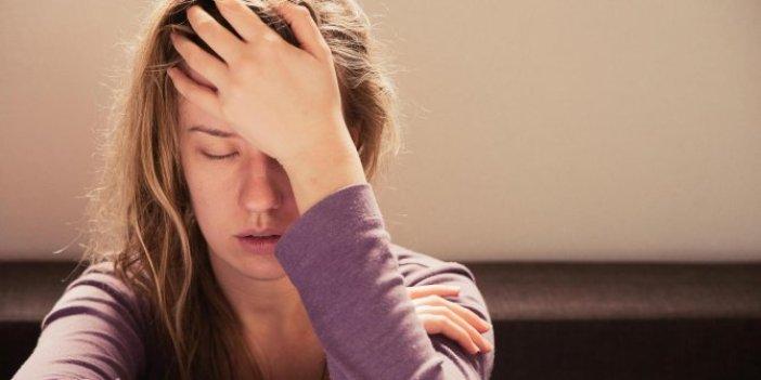 Stres, migren migren ağrısını tetikliyor