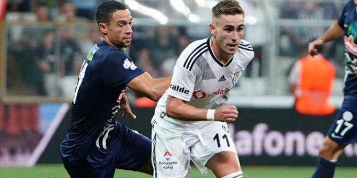 Beşiktaş 1-1 Çaykur Rizespor / Maç özeti