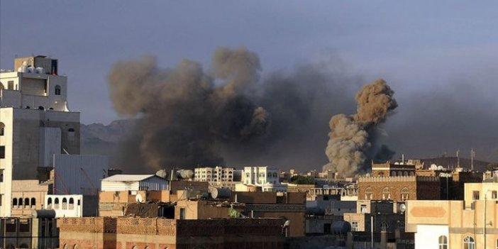 Suudi Arabistan'dan Yemen'de hava saldırısı: Ölü sayısı 100'ü geçti