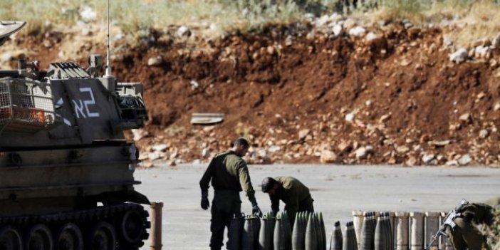 İsrail'den misilleme füze saldırısı