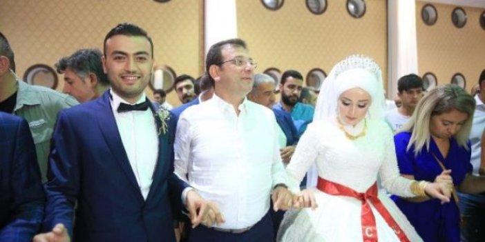 İmamoğlu'nun düğününe katıldığı Cihan Yaşar, Kuzu'dan cevap bekliyor