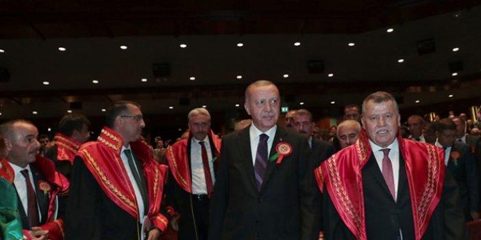 Erdoğan'dan baro seçimlerinde değişiklik sinyali