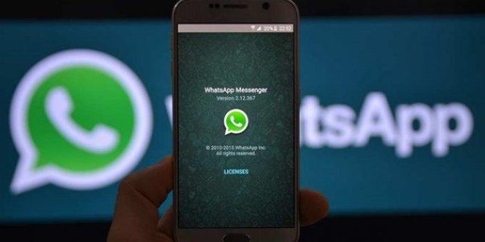 WhatsApp'a 'Karanlık Mod' özelliği