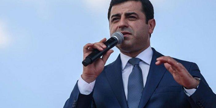 Selahattin Demirtaş'a yeni tutuklama talebi