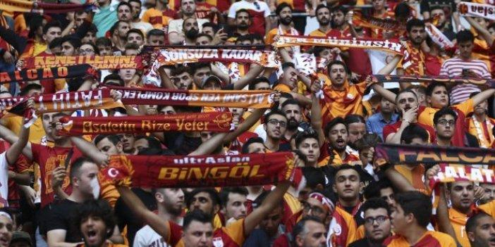 Galatasaray yeni transferleri taraftarla buluştu