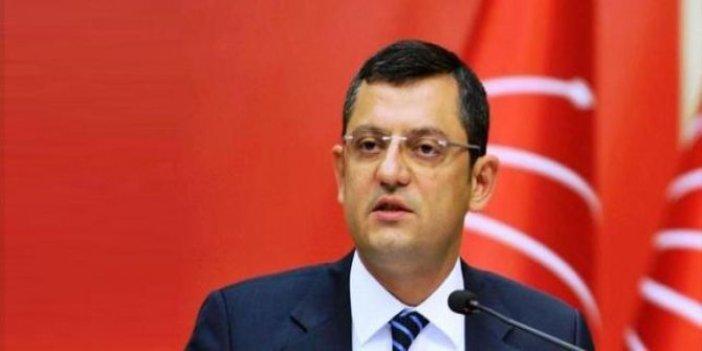 CHP'li Özgür Özel, Volkswagen'e mektup yazdı
