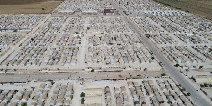 Kızılay'dan Suriyeli hamlesi
