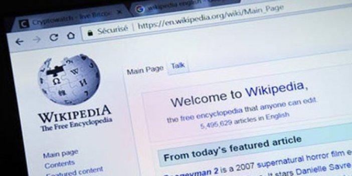 Wikipedia için karar anı