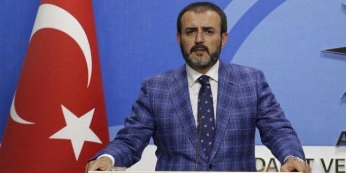 """Ünal'dan Davutoğlu'na: """"Bir duruş sergileseydi..."""""""