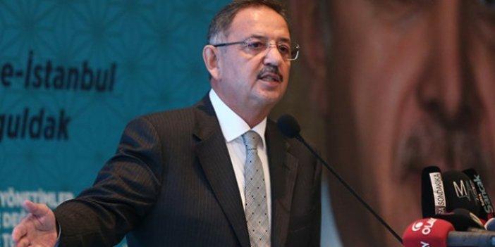 """Mehmet Özhaseki: """"CHP'nin en çok yaptığı iş algı operasyonu"""""""