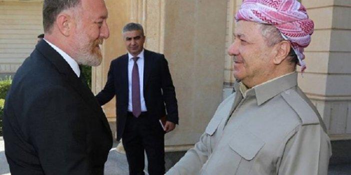 HDP Barzani'den 'Çözüm' desteği istedi!