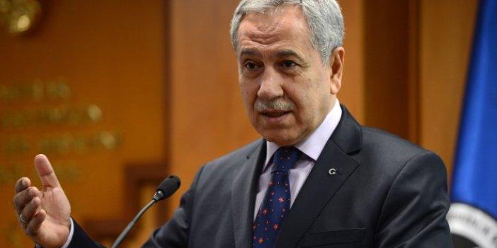 Koncuk'tan Arınç'a Ahmet Türk tepkisi