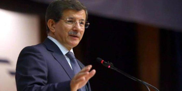 Davutoğlu'nun ihraç gerekçesi sözleri ortaya çıktı!