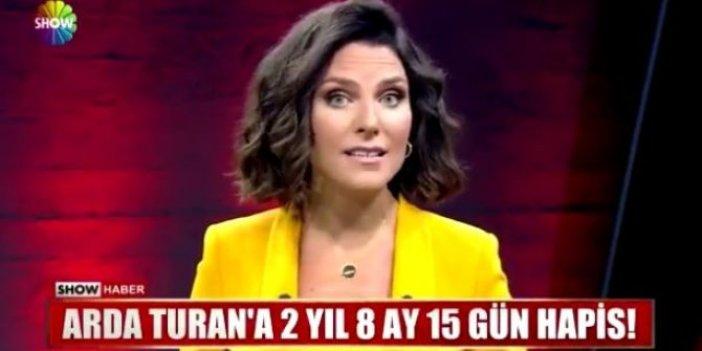 Spikerden Arda Turan'a çok sert eleştiri