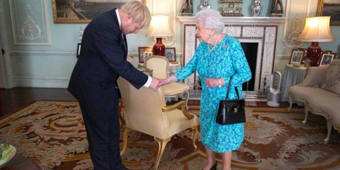"""""""Boris Johnson Kraliçe'ye yalan söyledi"""" iddiası"""
